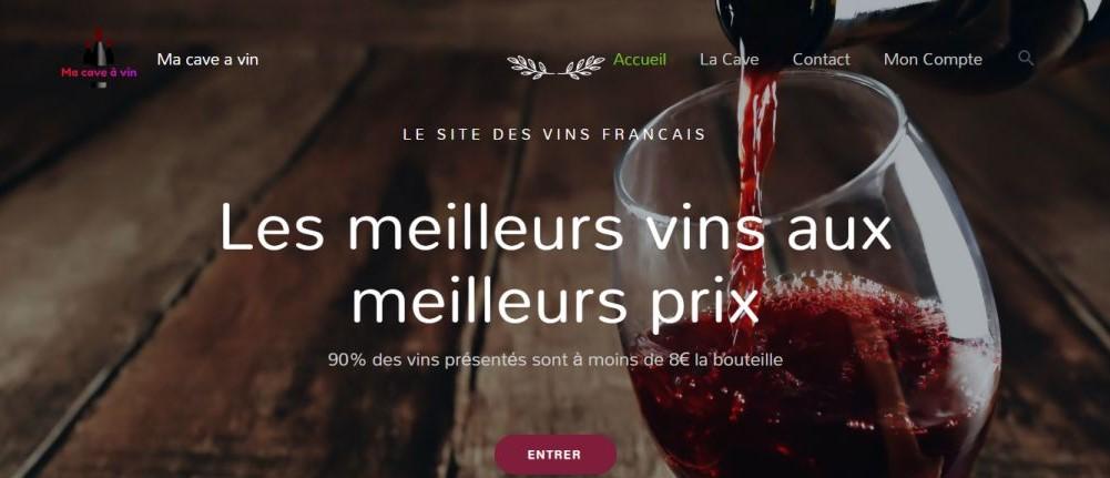 Ma cave à vin – Vente de vins en ligne