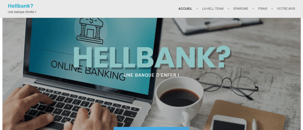 Hellbank? une banque d'enfer
